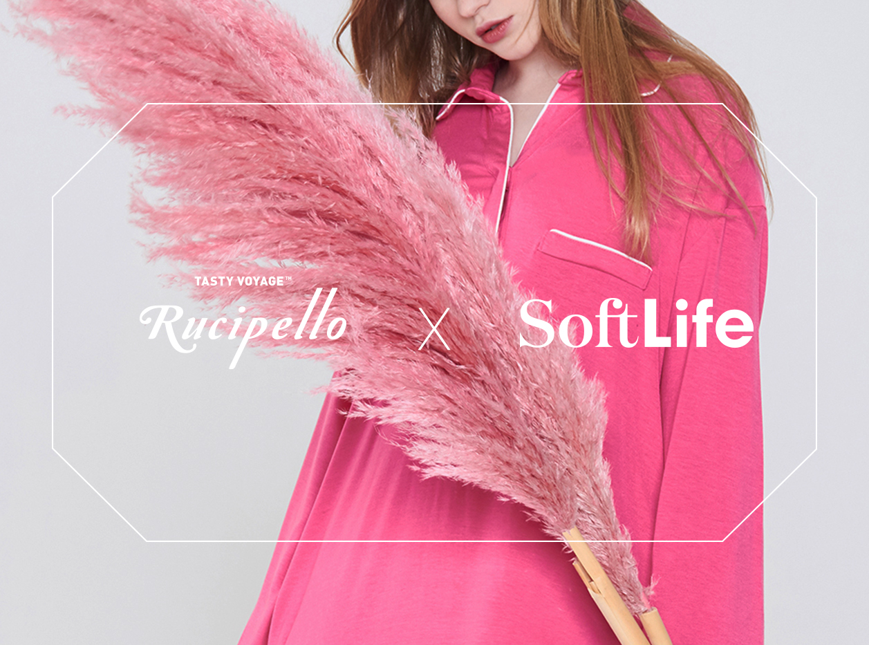 [RUCIPELLO X SOFTLIFE]