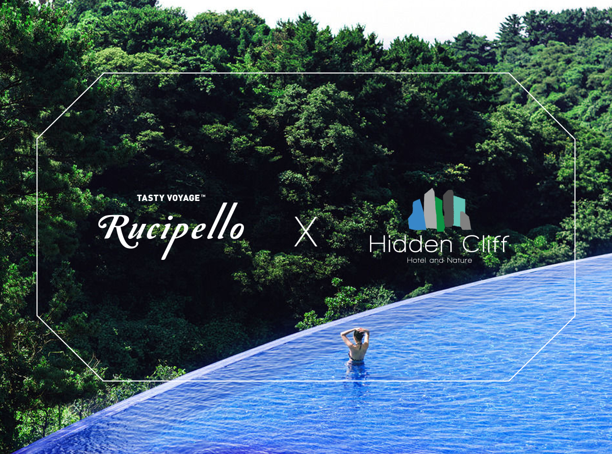 [RUCIPELLO X HIDDEN CLIFF]