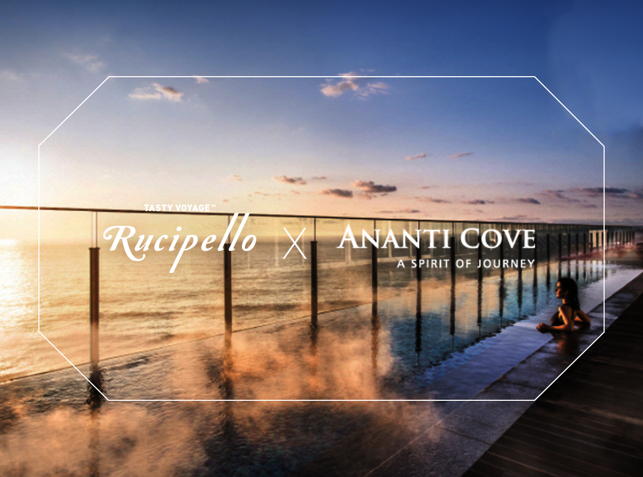 [RUCIPELLO X THE ANANTI]