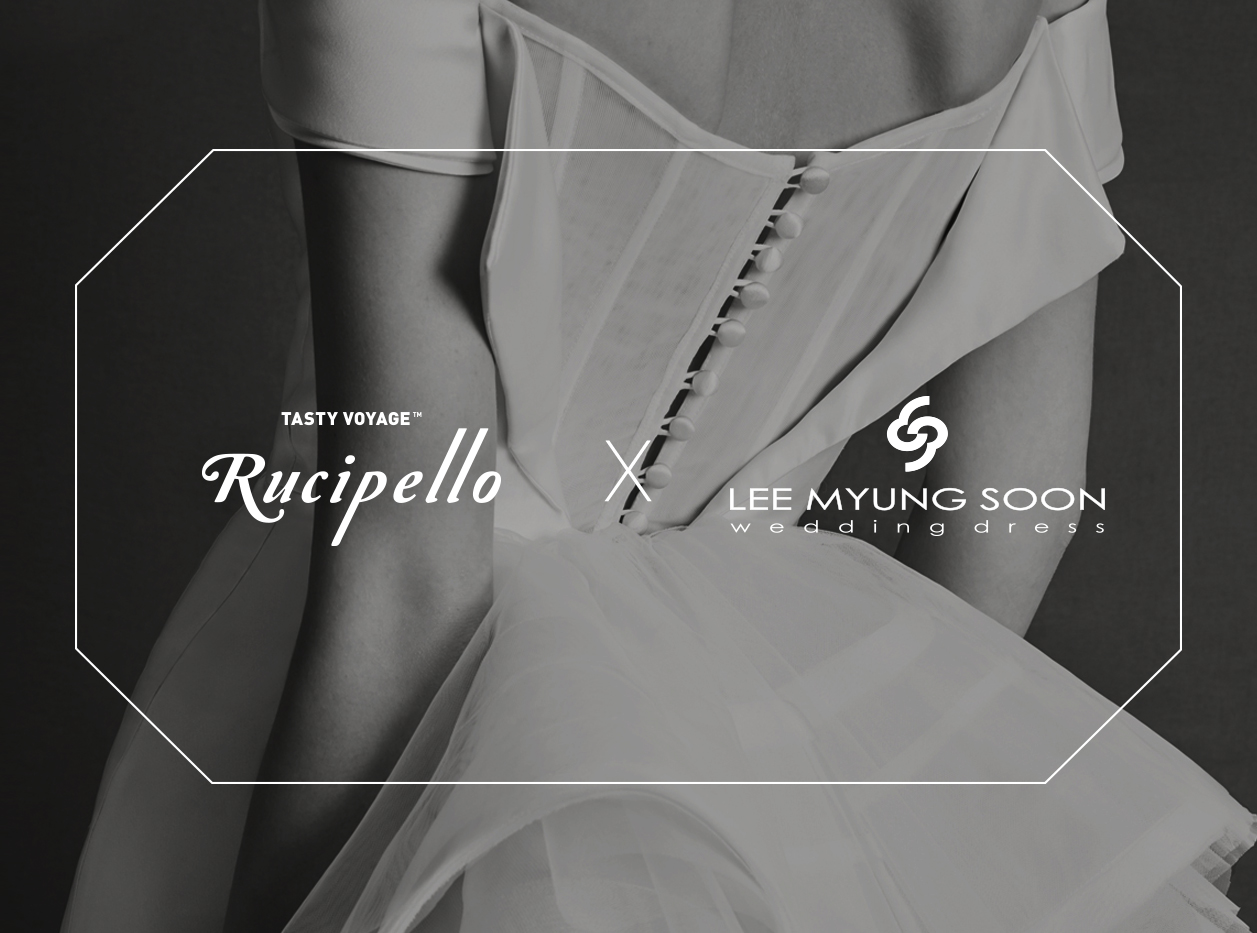 [RUCIPELLO X LEEMYUNGSOON WEDDING]
