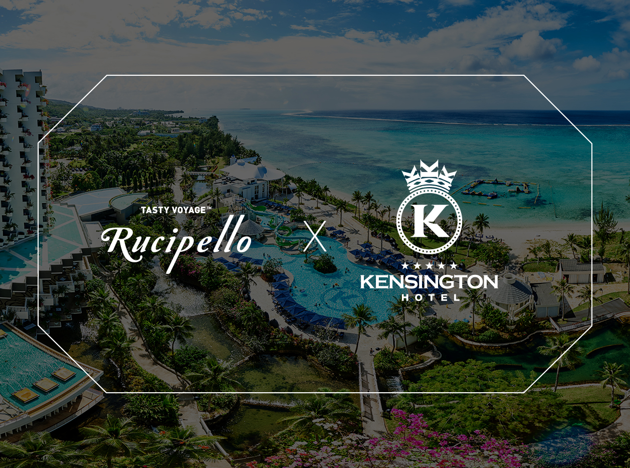 [RUCIPELLO X KENSINGTON SAIPAN ]